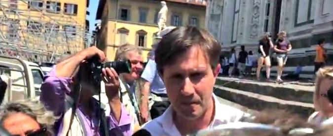 """Firenze, per Nardella i turisti diventano una maledizione: """"Acqua sul sagrato del Duomo"""". Che però col caldo evapora…"""