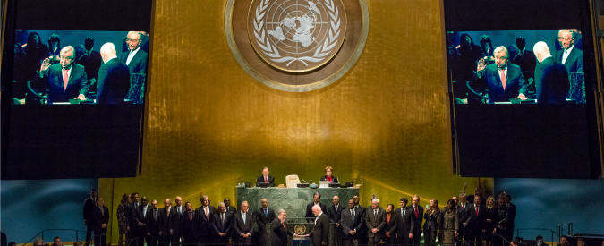Armi nucleari, l'Onu le mette fuori legge ma l'Italia preferisce la fedeltà agli Usa e diserta il voto
