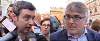 """Pisapia, Orlando ci spera: """"Compatibile con Pd"""". Ma Gotor lo smonta: """"Hai perso congresso. La vostra linea è quella di Renzi"""""""