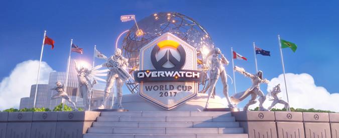 Overwatch World Cup: inizia questa notte a Sidney l'avventura degli Azzurri