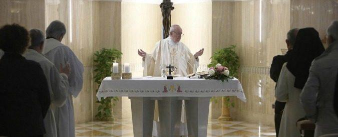Papa Francesco segreto, nelle omelie a Santa Marta il suo vero pensiero