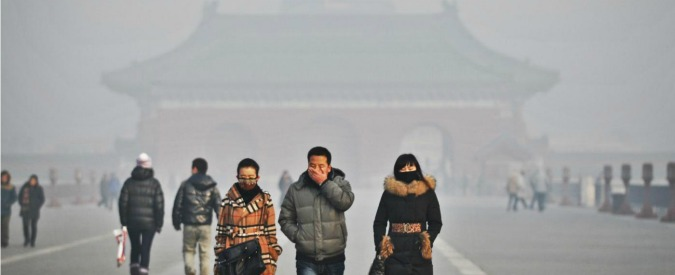 """Cina, """"l'airpocalypse"""" sta finendo. Entro il 2030 l'inquinamento potrebbe tornare ai livelli degli anni 80"""