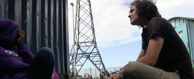 Calais, la storia di Eva: 'Io, migrante senza niente, sono solidale con l'Italia'