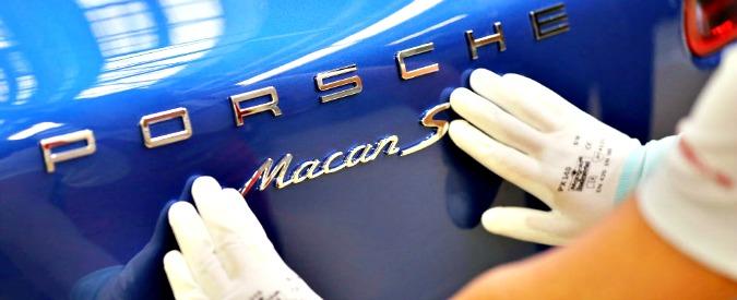 """Dieselgate, Bild: """"la motorizzazione tedesca ha coperto la Porsche"""""""