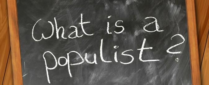 Populismi, perché l'Italia è la candidata ideale per ospitare una tempesta perfetta
