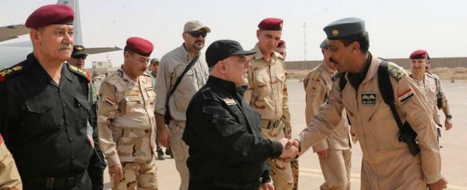 """Mosul, il premier iracheno: """"Liberata dallo Stato Islamico dopo tre anni"""""""