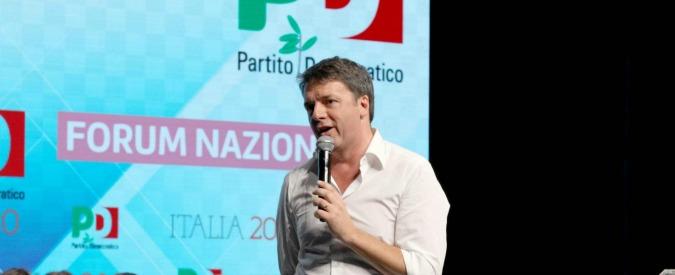 Pd, Renzi distribuisce 40 nuovi incarichi: dai Circoli alla Difesa degli animali. E nel gruppo ristretto pure Orlando ed Emiliano