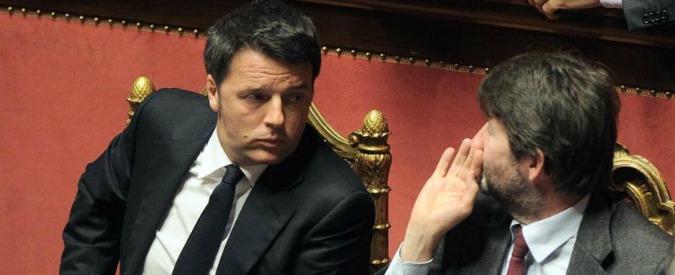 """Pd, Renzi: """"Le alleanze interessano solo a 3"""". Franceschini: """"Da soli perdiamo"""". Le minoranze non votano la relazione"""