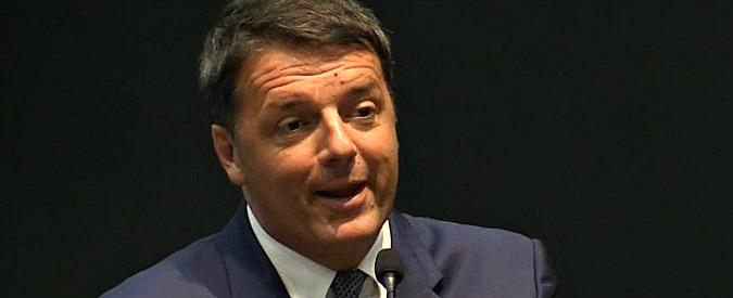 """Renzi a Giannini: 'Dritte a De Benedetti? Chieda al suo editore'. Berlusconi: """"Preso con mani nella marmellata"""""""
