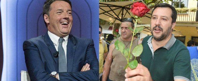 La verità su Renzi, il fascismo e i giornaloni