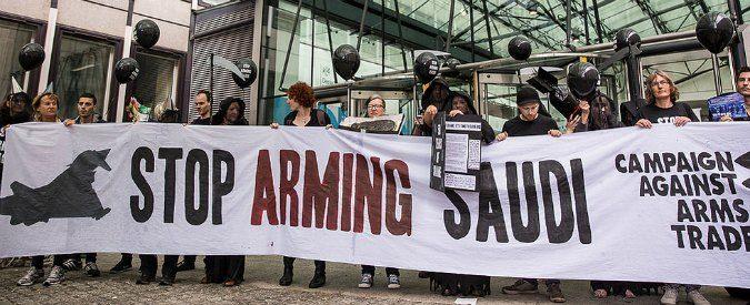 Arabia Saudita, l'ok di Londra al commercio delle armi. E ai crimini di guerra