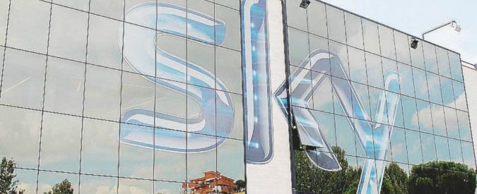 Sky Italia, sarà sciopero il 31 ottobre. Sindacati ricorrono in Tribunale contro i licenziamenti