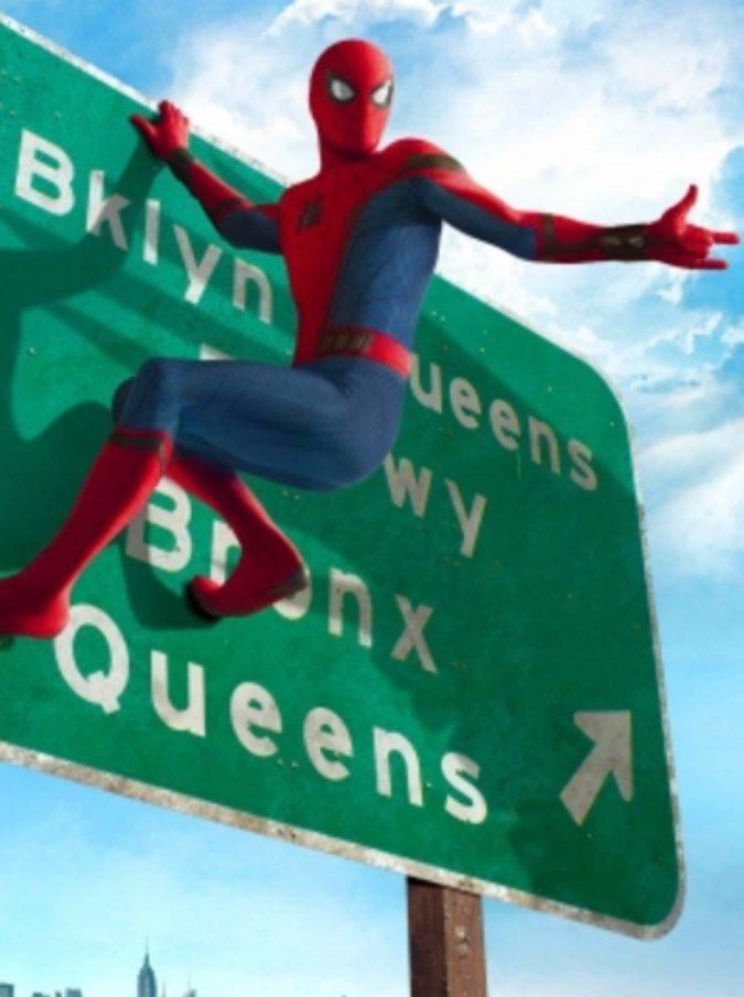 Spider-Man: Homecoming, l'Uomo Ragno torna fanciullo: tutto ciuccio e ragnatela