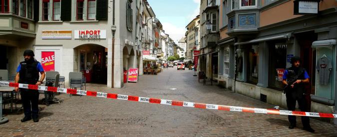 Svizzera, catturato l'uomo che armato di motosega aveva ferito 5 persone nel centro di Sciaffusa