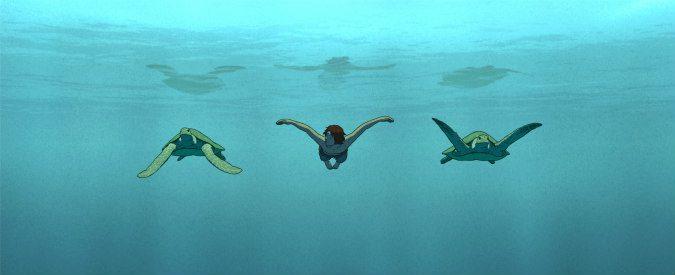 La Tartaruga Rossa e Il Sapore della Ciliegia, quando un colore determina il cinema