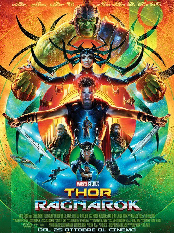 Thor: Ragnarok, la Marvel rilascia il nuovo trailer. Il film in Italia il 25 ottobre