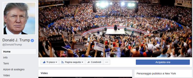 Come Trump, con la complicità di Zuckerberg, ha convinto gli americani a votarlo