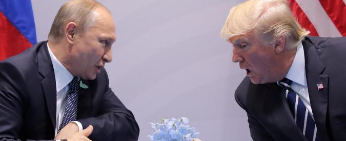 Trump-Putin, il summit si farà a Helsinki il 16 luglio: sul tavolo la distensione dei rapporti Usa-Russia e le sanzioni a Mosca
