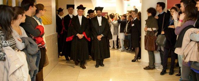 Nepotismo all'università, l'Italia è prima in classifica: anche i prof tengono famiglia