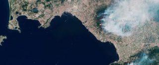 """Incendi Vesuvio, dalla camorra alla vendetta privata: al via le indagini. """"Erano previste demolizioni di abusi"""""""