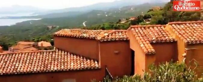 """Porto Cervo, famiglia rom occupa la villa delle vacanze di lusso di Formigoni: """"Anche i nostri figli ne hanno diritto"""""""
