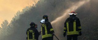 """Incendi, non solo elicotteri fermi: con """"l'estinzione"""" della Forestale non c'è più neanche la prevenzione dei boschi"""