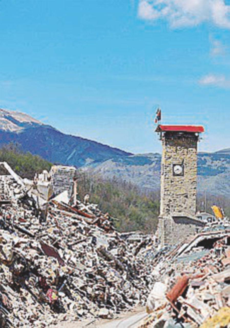 Nuove scosse di terremoto nel Centro Italia