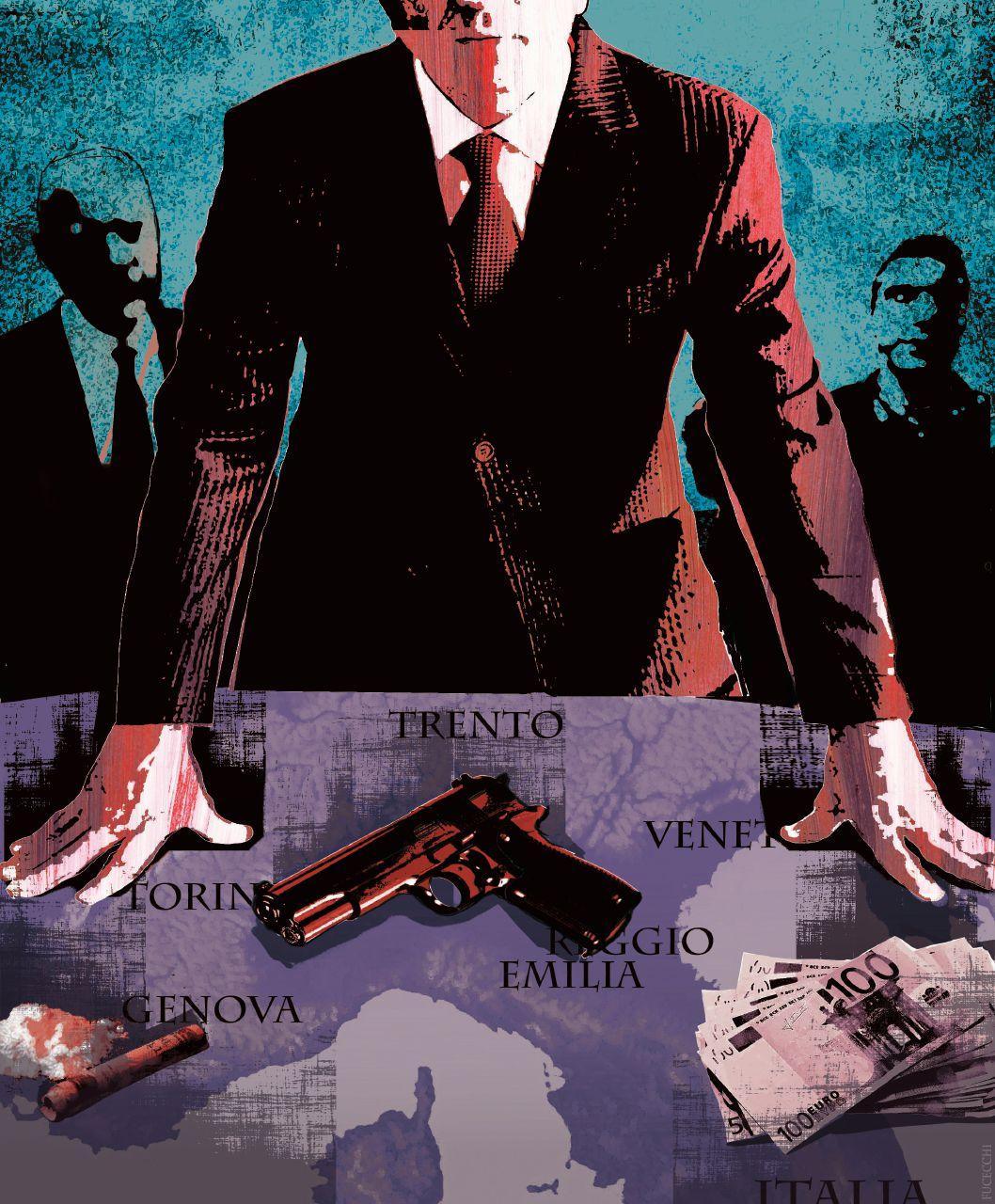 Mafie: Roma cerca le prove, al Nord regna la 'ndrangheta