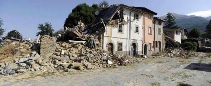 Amatrice, nuova scossa di terremoto di magnitudo 3.6