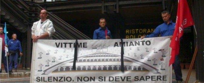 Amianto, mancano le coperture nella legge di Bilancio: saltano alcune norme a sostegno delle vittime