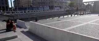 """Terrorismo, barriere anti furgoni-killer da Milano a Firenze: è polemica sul cemento. Boeri: """"Il verde contro l'istinto di morte"""""""