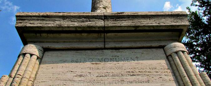 """Usa, non solo statue e simboli confederati """"Via la colonna intitolata a Italo Balbo"""""""