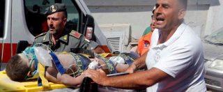 """Terremoto a Ischia, Ciro ha salvato suo fratello Mattias: """"Lo ha spinto sotto il letto, poi ha aiutato i soccorritori"""""""