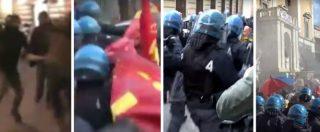 """Migranti sgomberati, dalle piazze di Livorno alle botte a Landini: tutti i """"caricate"""" del funzionario di Roma"""