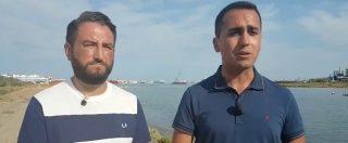 """Migranti, Luigi Di Maio: """"L'Italia vive un'emergenza epocale e i ministri del nostro governo litigano"""""""