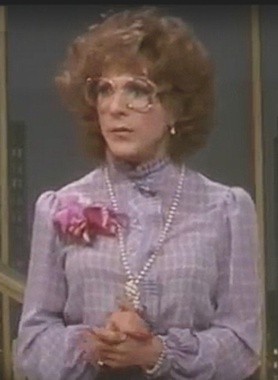 Tootsie (1982), la feroce critica alla televisione