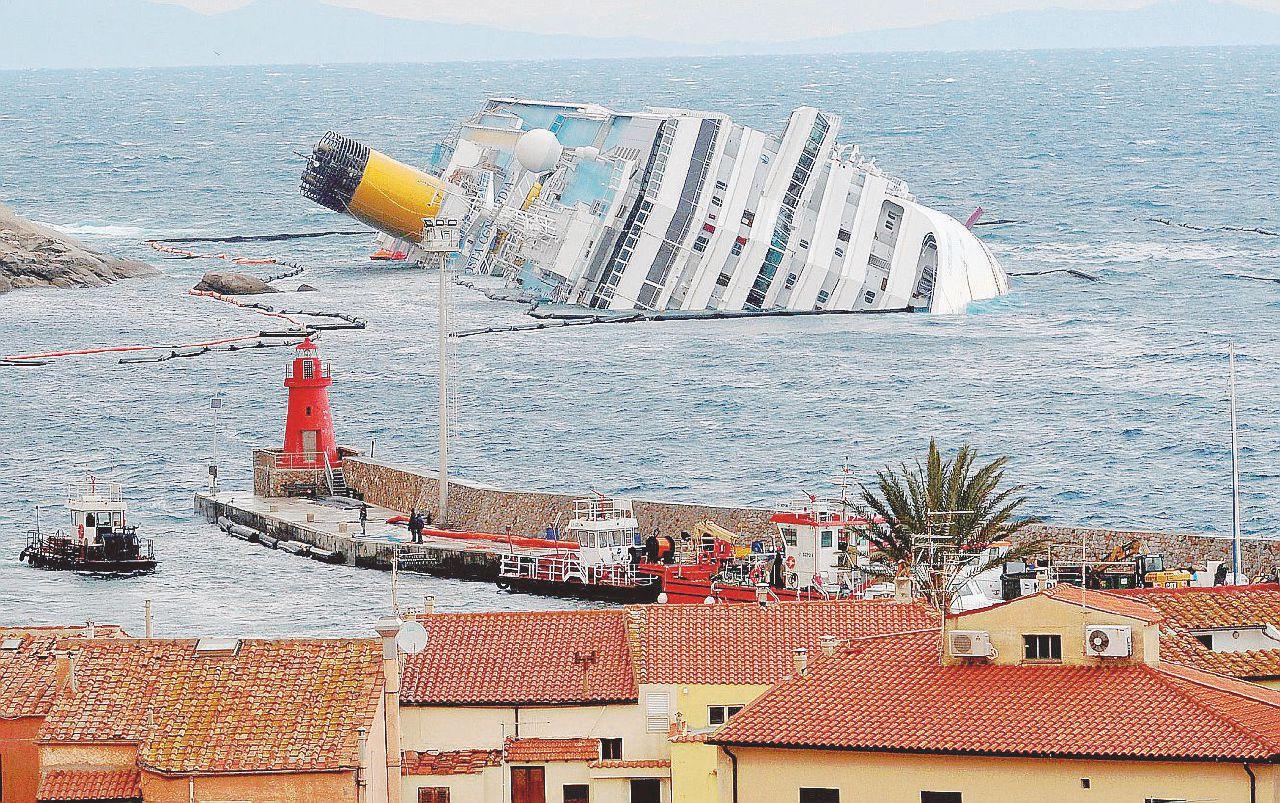 Finché la barca va… Storia d'Italia attraverso i naufragi