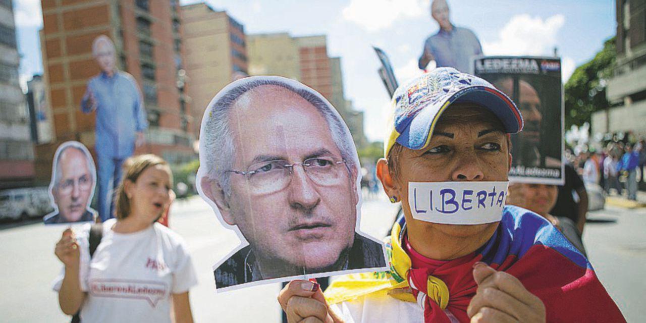 Venezuela, i soliti sospetti  finiscono ancora in carcere