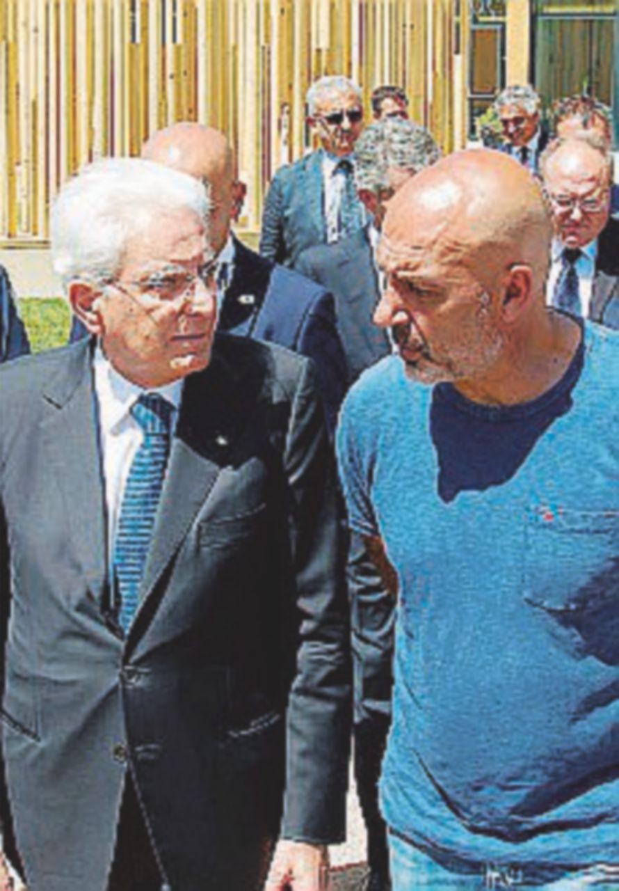 Casette e macerie, gli sfollati chiedono risposte a Mattarella