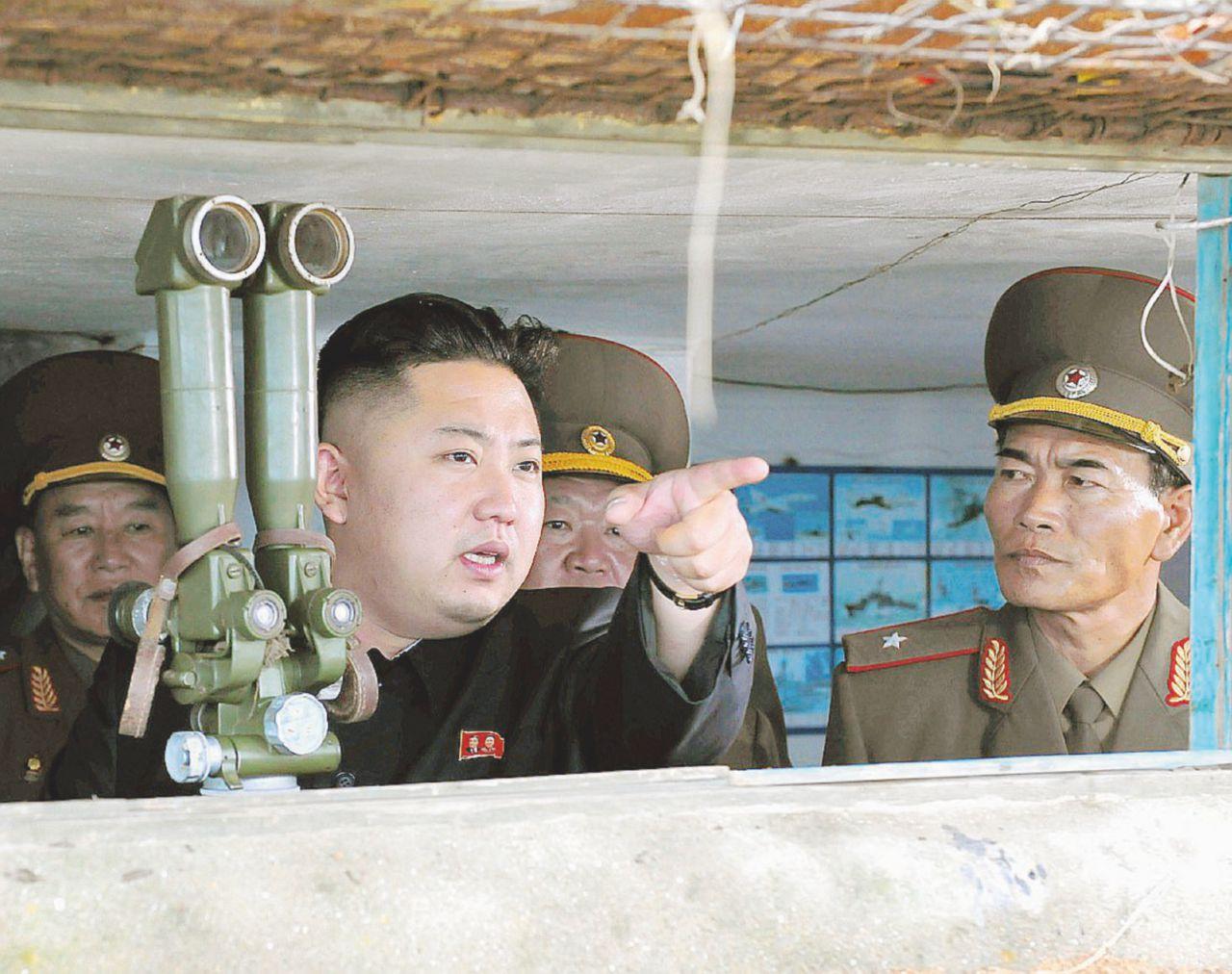 Kim lo spaventapasseri fa felice l'industria Usa