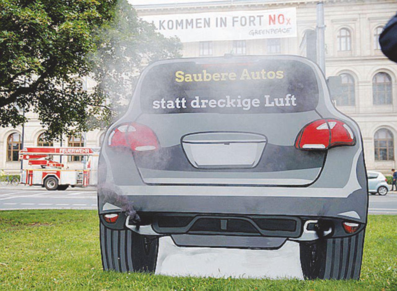 Regalo della Merkel a Volkswagen & C.
