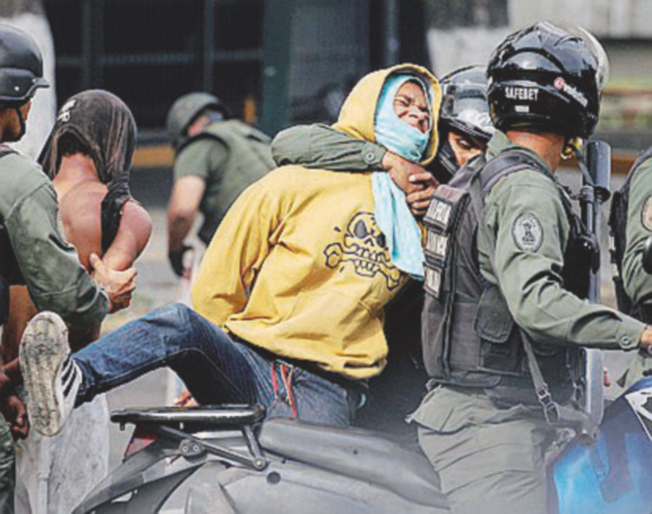 Grosso guaio a Caracas, l'urna è truccata
