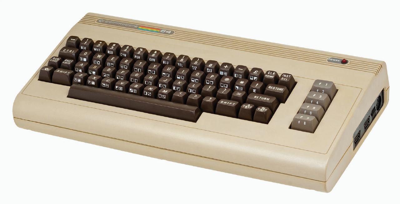 Buon compleanno vecchio Commodore