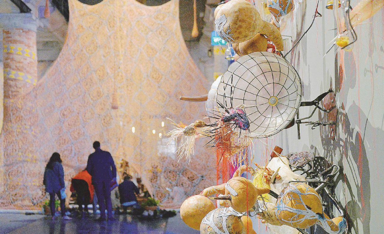 Naufraghi da Biennale: i migranti sfidano l'arte