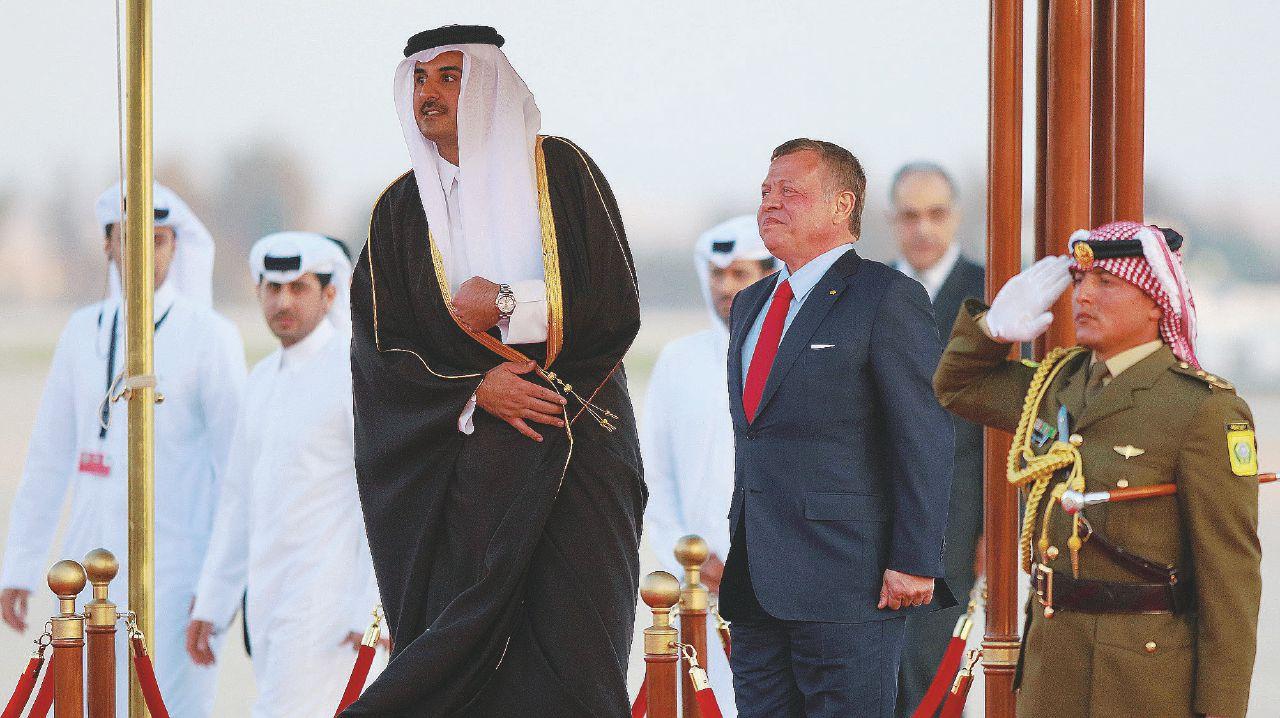 Allah & O'Ney, il sacro e il profano in casa Qatar