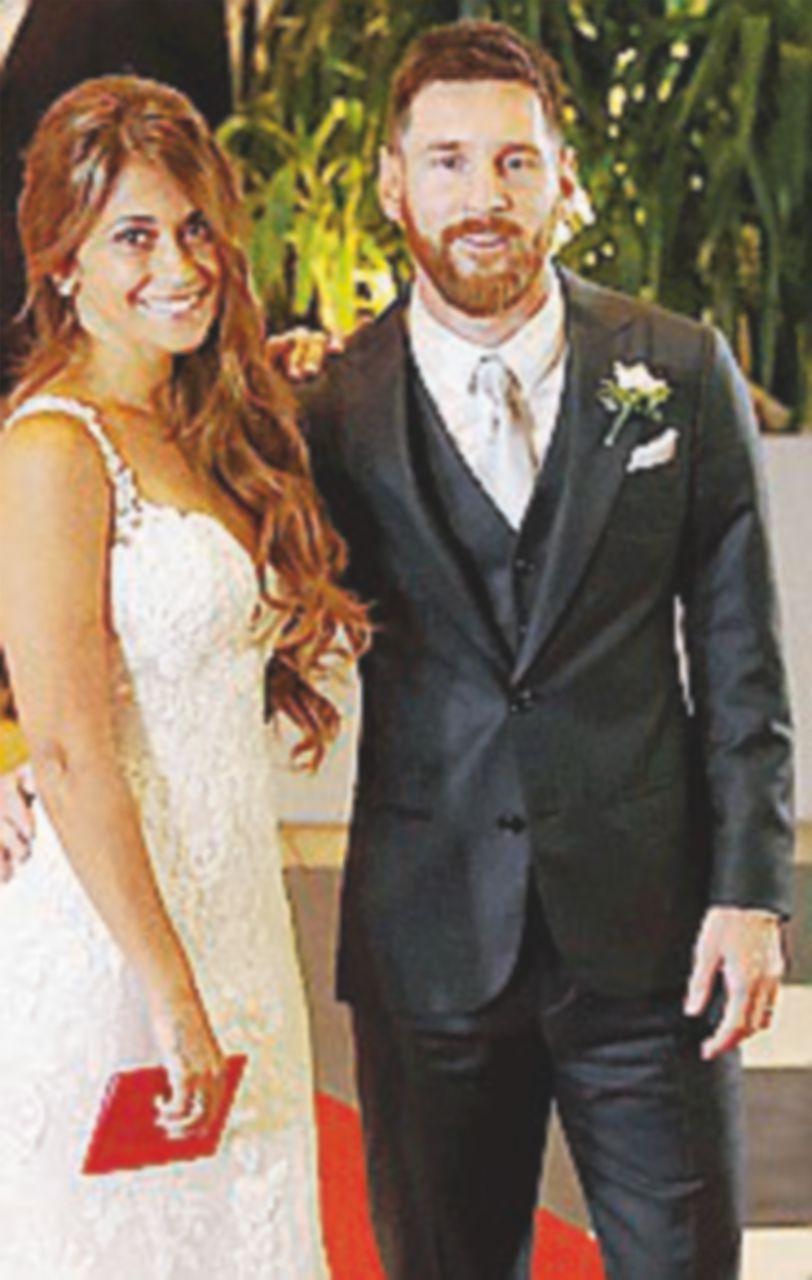Nozze ricchissime, regalo da straccioni: gli ospiti milionari di Messi donano 45 $