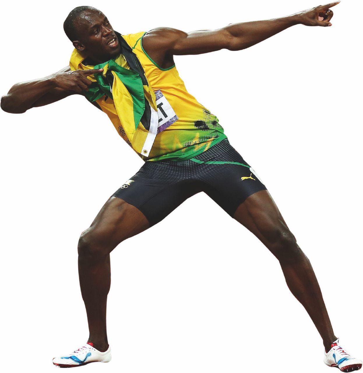 """Lettera di un """"lentigrado"""" a Usain Bolt"""