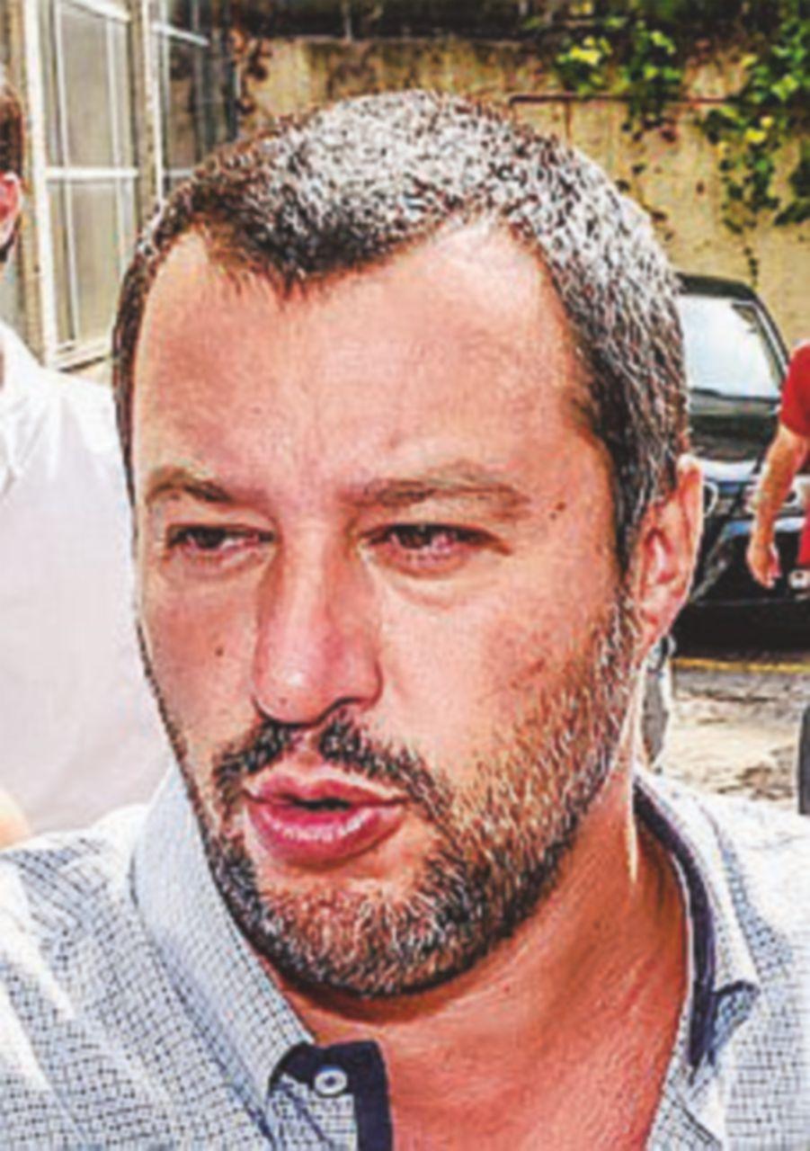 """Salvini fissa l'incontro di pace tra un mese: """"Passi avanti verso B."""""""