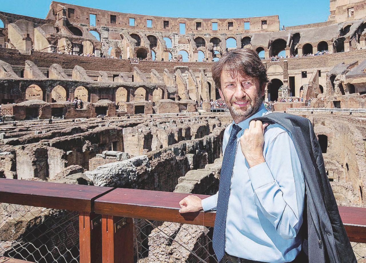 Il bando farsa del Colosseo: una mail svela i concorrenti