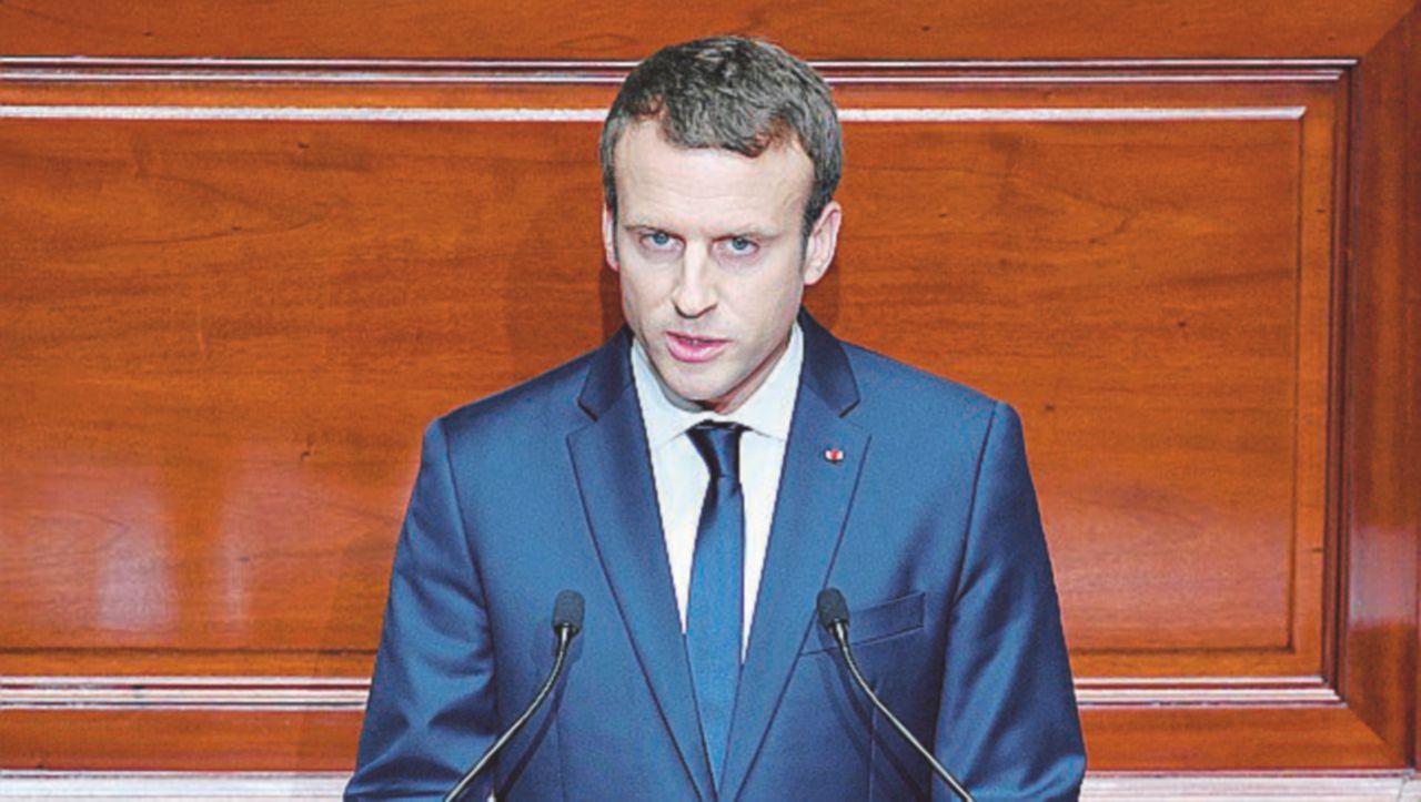 Donne, è arrivato Emmanuel Macron Anzi no: in Salento il vip è una fake news
